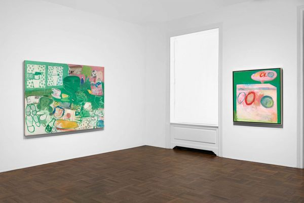 Murder in the Kitchen, Early Works by Peter Saul, Michael Werner | New York (3 of 4)