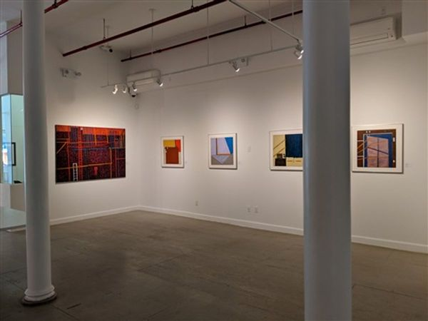 Insight Paintings from 1965-1998