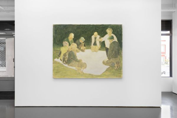 Bring the Boys Back Home (Group Exhibition), Galeria Pedro Cera (3 of 7)