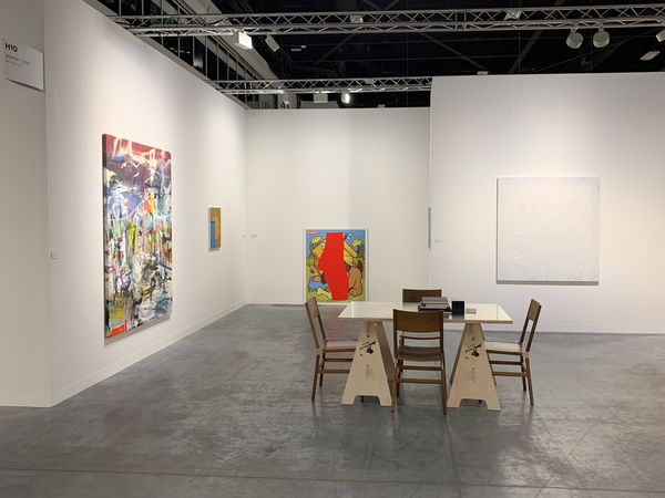 Art Basel Miami Beach 2019 (Group Exhibition), Altman Siegel