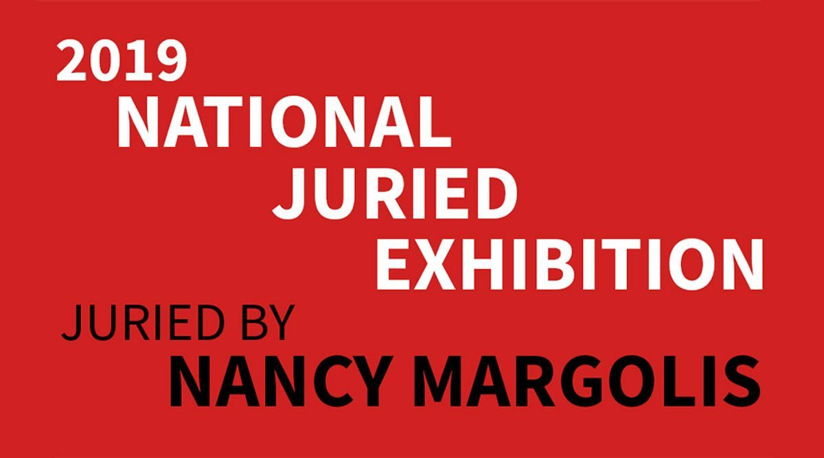 National Juried Exhibition – Press Release