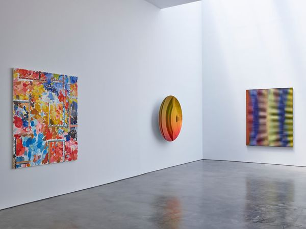 Spectrum (Group Exhibition), Lisson Gallery | West 24th Street, New York (5 of 8)