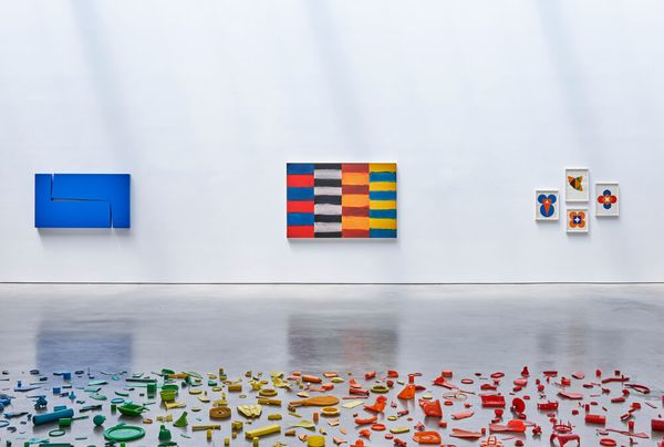Spectrum (Group Exhibition), Lisson Gallery | West 24th Street, New York