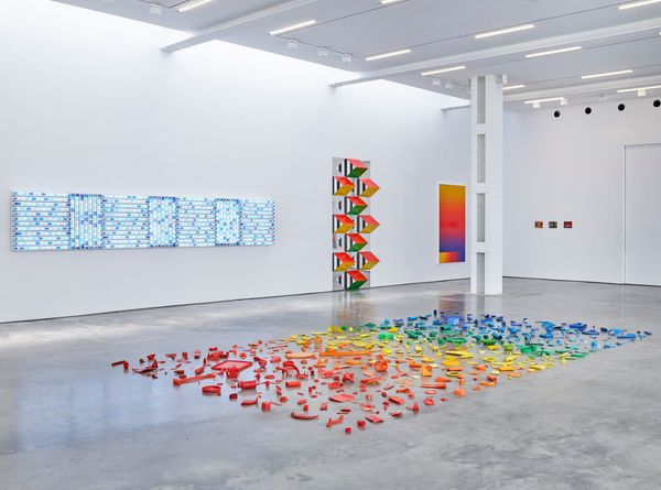 Spectrum (Group Exhibition), Lisson Gallery | West 24th Street, New York (6 of 8)