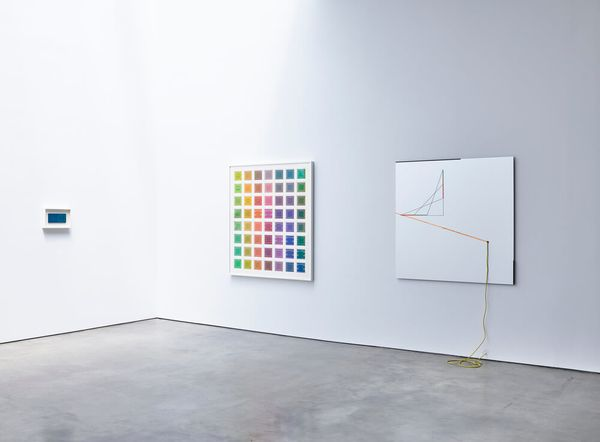 Spectrum (Group Exhibition), Lisson Gallery | West 24th Street, New York (8 of 8)