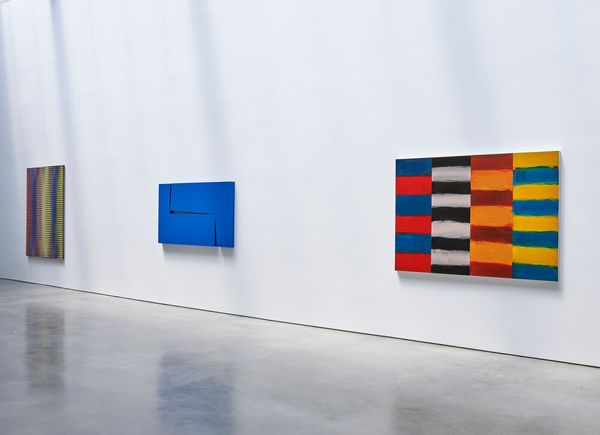 Spectrum (Group Exhibition), Lisson Gallery | West 24th Street, New York (3 of 8)