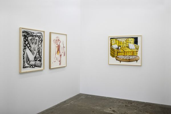 What did I know of your days (Group Exhibition), V1 (8 of 8)