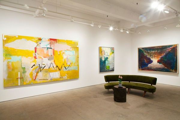 Living Large: Big Paintings from the Allan Stone Collection