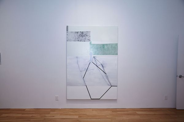 Discourse: Abstract by Gordon Moore, Anita Rogers Gallery (2 of 5)