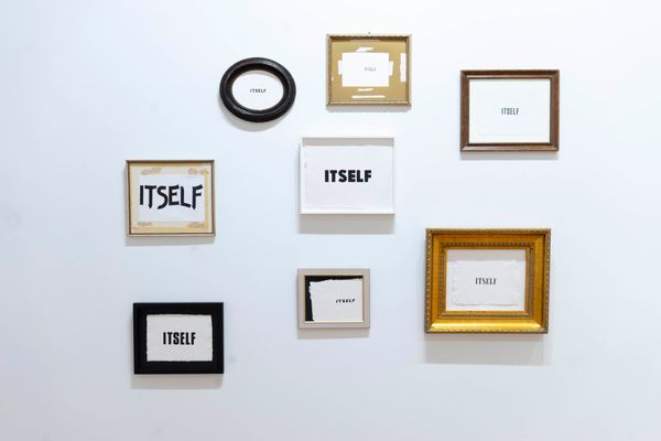 TIME STUDIES - LETTERPRESS - SILVERPOINT by Morgan O'hara, Anita Rogers Gallery (4 of 5)