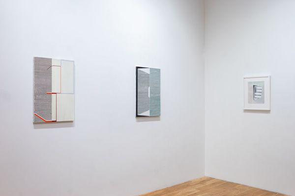 Small Veticals by Gordon Moore, Anita Rogers Gallery (5 of 5)