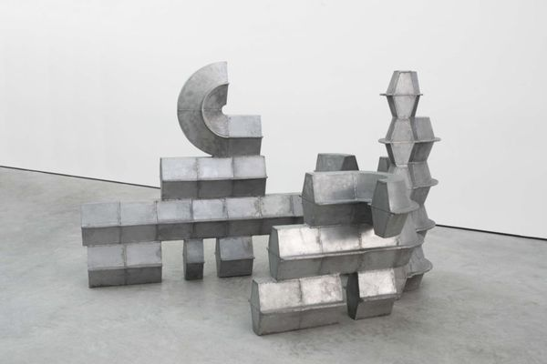 The Metallization of a Dream by Eduardo Paolozzi, C L E A R I N G | Brussels (3 of 4)