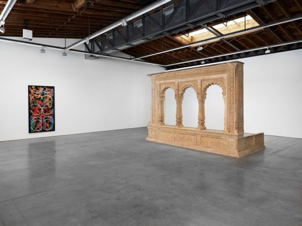The Pleasure Pavilion: A series of installations (Group Exhibition), Luhring Augustine | Bushwick