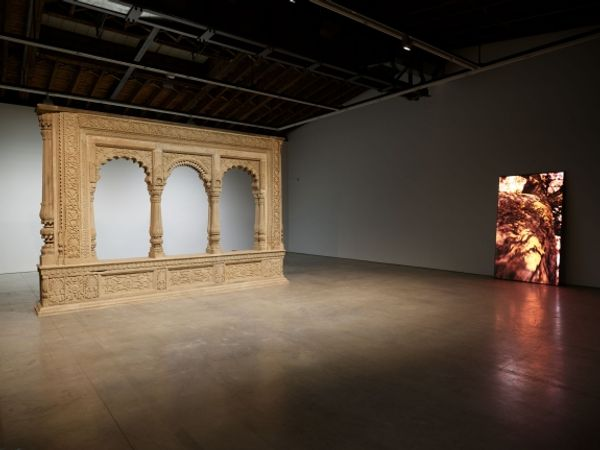 The Pleasure Pavilion: A series of installations (Group Exhibition), Luhring Augustine | Bushwick (3 of 3)