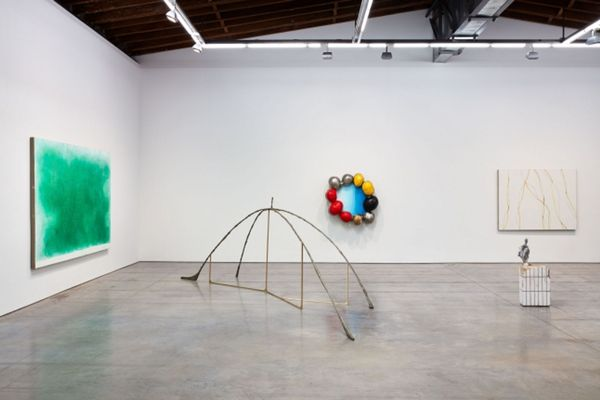 A Composite Leviathan (Group Exhibition), Luhring Augustine | Bushwick (2 of 5)