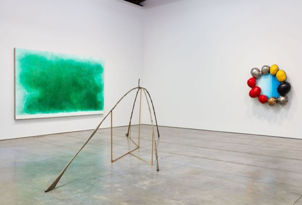 A Composite Leviathan (Group Exhibition), Luhring Augustine | Bushwick