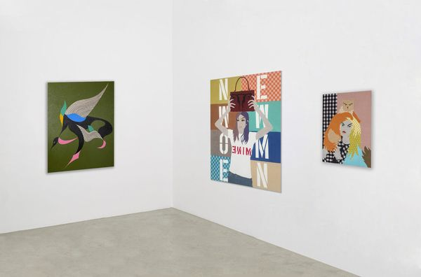 Conversational Spirits I (Group Exhibition), Jessica Silverman Gallery (5 of 5)