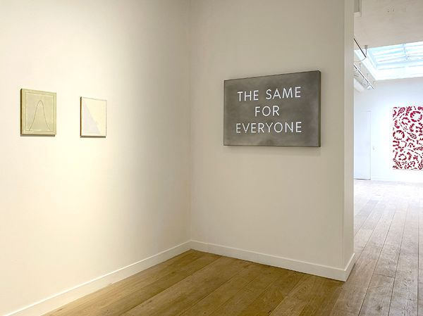 The Same For Everyone (Group Exhibition), Parafin (3 of 5)