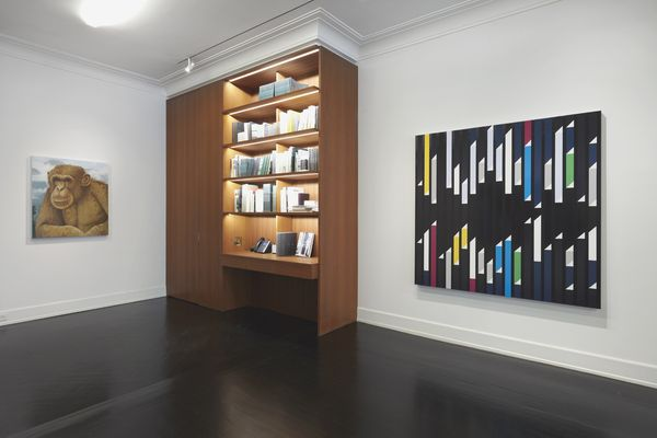 Curated Selection: New Painting, Sculpture, and Works on Paper (Group Exhibition), Petzel Gallery | East 67th Street (8 of 8)