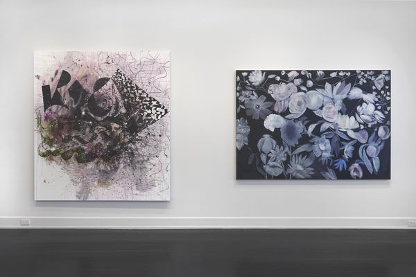 Curated Selection: New Painting, Sculpture, and Works on Paper (Group Exhibition), Petzel Gallery | East 67th Street