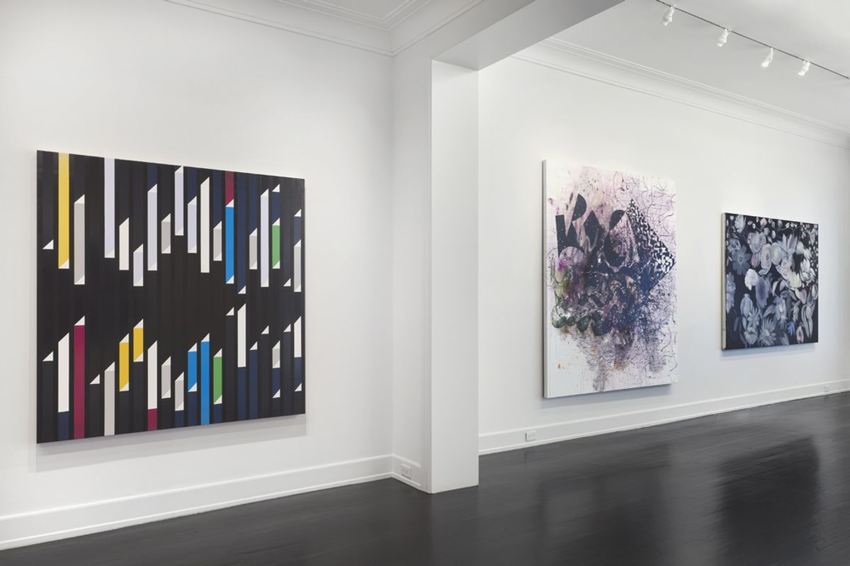 Curated Selection: New Painting, Sculpture, and Works on Paper
