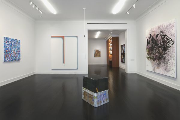Curated Selection: New Painting, Sculpture, and Works on Paper (Group Exhibition), Petzel Gallery | East 67th Street (6 of 8)