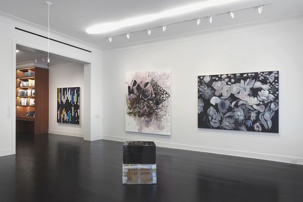 Curated Selection: New Painting, Sculpture, and Works on Paper (Group Exhibition), Petzel Gallery | East 67th Street (5 of 8)