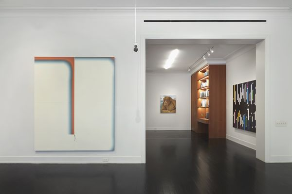 Curated Selection: New Painting, Sculpture, and Works on Paper (Group Exhibition), Petzel Gallery | East 67th Street (7 of 8)