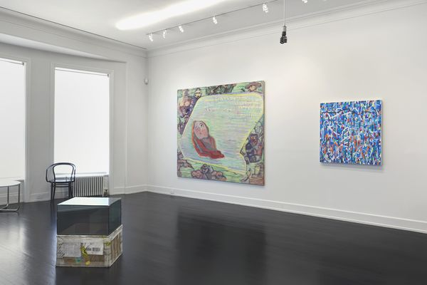 Curated Selection: New Painting, Sculpture, and Works on Paper (Group Exhibition), Petzel Gallery | East 67th Street (2 of 8)