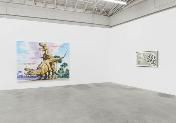 Majeure Force (Group Exhibition), Night Gallery (2 of 7)