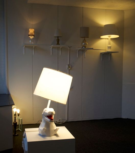 Borrowed Lamps (applause for my friends)