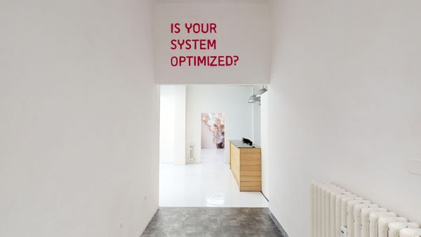 Is Your System Optimized? by Pauline Batista, GALLLERIAPIÙ (5 of 5)