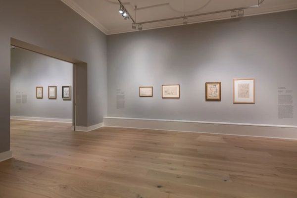 RECONSTRUCTING CEZANNE: SEQUENCE AND PROCESS IN PAUL CEZANNE'S WORKS ON PAPER