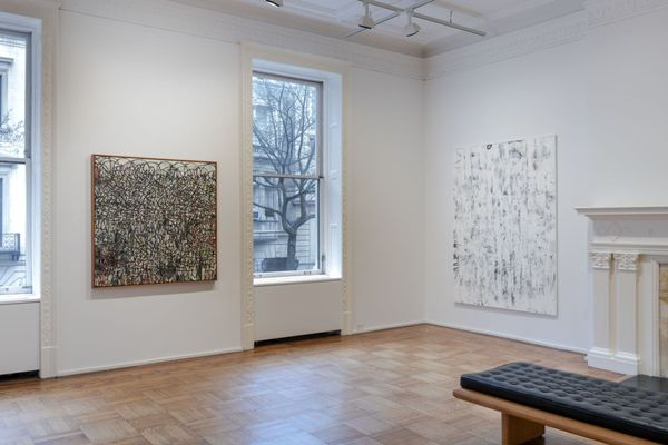 Abstract! Minimalism to Now (Group Exhibition), Tilton Gallery (10 of 11)