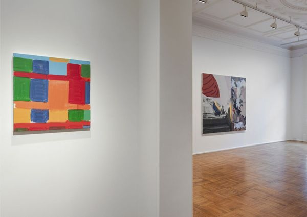 Abstract! Minimalism to Now (Group Exhibition), Tilton Gallery (7 of 11)