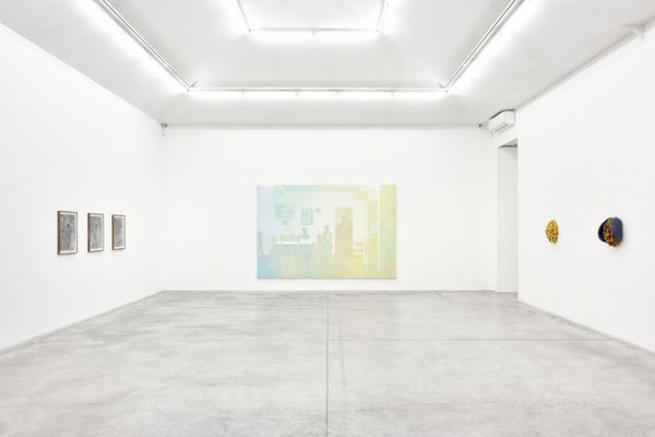 Summer (Group Exhibition), Almine Rech Gallery | Paris (3 of 5)