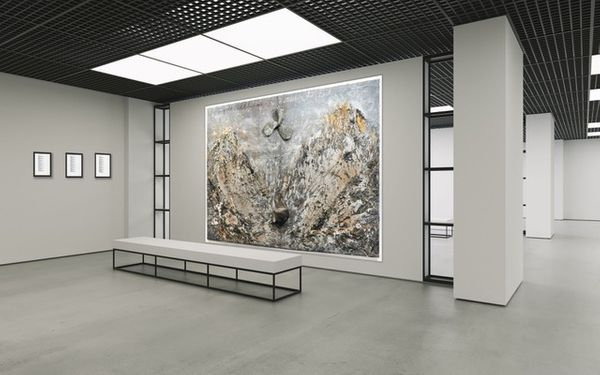 Ut pictura poesis (Group Exhibition), Cahiers D'Art (2 of 2)