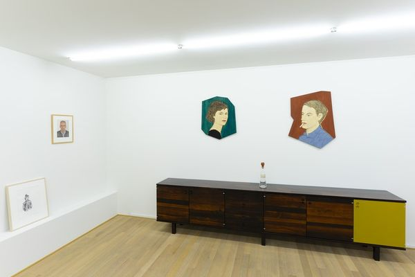 small is beautiful: (A)rtschwager to (Z)augg (Group Exhibition), Mai 36 Galerie