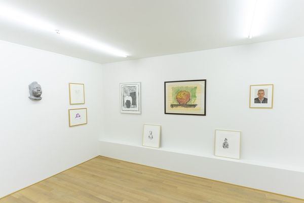 small is beautiful: (A)rtschwager to (Z)augg (Group Exhibition), Mai 36 Galerie (2 of 3)
