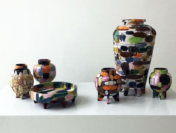 Ceramic Vessels & Painting