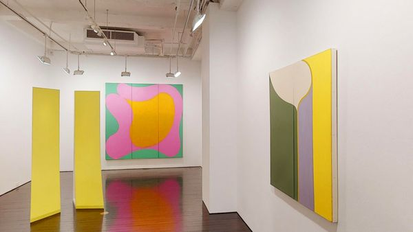 Paintings from the 1960s by Daniel Gorski, Loretta Howard Gallery