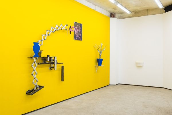 Elle & Lui (Group Exhibition), pact (2 of 4)