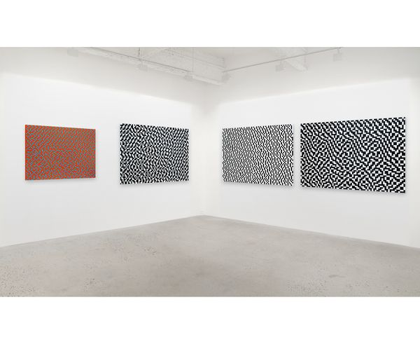 Solo exhibition by Daniel Temkin, Higher Pictures (5 of 5)