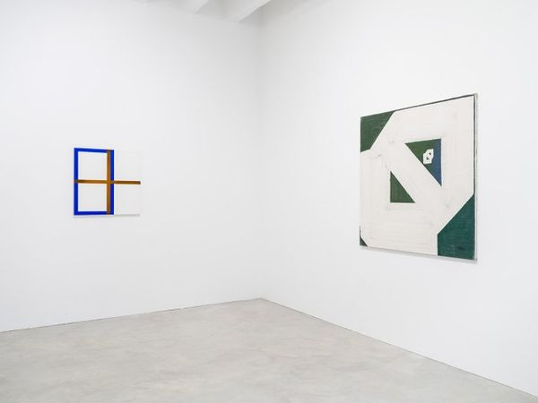 Orthodox Abstraction (and of course there was poetry) (Group Exhibition), Galerie Nordenhake | Berlin (10 of 10)