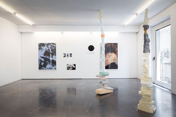 CALL 20. Group show