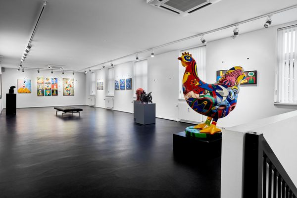 Easter exhibition 2020 (Group Exhibition), Galerie Moderne Silkeborg (8 of 12)