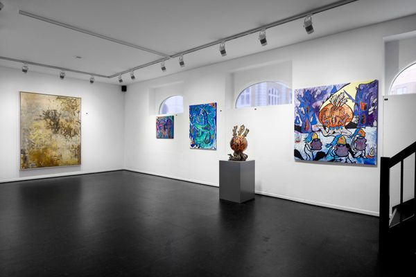 Easter exhibition 2020 (Group Exhibition), Galerie Moderne Silkeborg (7 of 12)