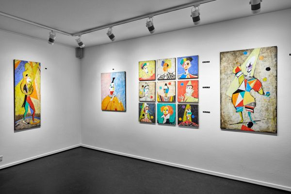 Easter exhibition 2020 (Group Exhibition), Galerie Moderne Silkeborg (11 of 12)