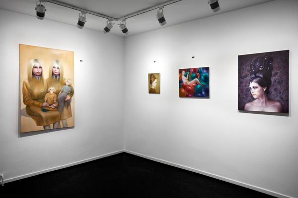 Easter exhibition 2020 (Group Exhibition), Galerie Moderne Silkeborg (9 of 12)