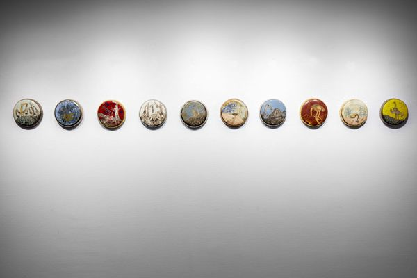Easter exhibition 2020 (Group Exhibition), Galerie Moderne Silkeborg (12 of 12)